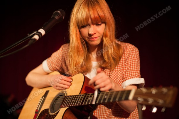 Lucy Rose at Berlin Roter Salon (2nd Oct 2012) | Photo 4245-0