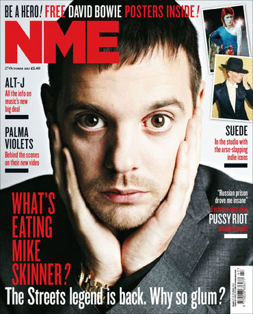 nme-cover-27-october-2012